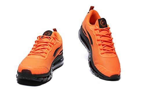 onemix  Onemix1120, Chaussures de course pour homme Orange