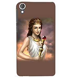 HTC DESIRE 820 PRINCES Back Cover by PRINTSWAG