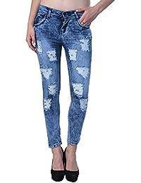 cd3d9a6c83e04 ESSENCE Women's Jeans & Jeggings Online: Buy ESSENCE Women's Jeans ...