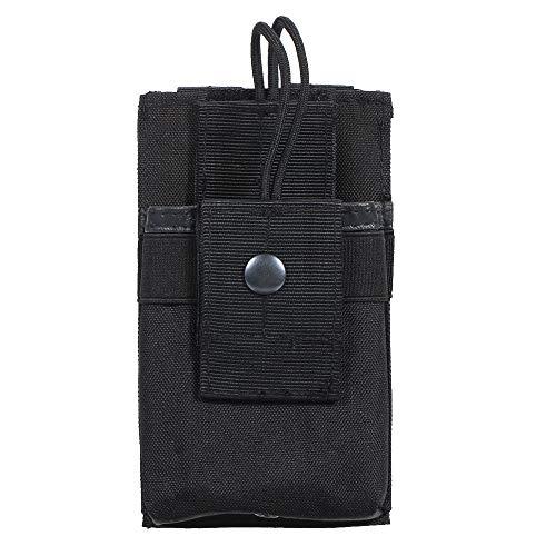 Universal Zwei-Wege-Radio Tasche Tasche Outdoor Nylon Walkie Talkie Tasche für GPS-Telefon Zwei-wege-handfunkgerät