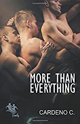 More Than Everything (Family Collection) (Volume 2) by Cardeno C. (2016-03-31)