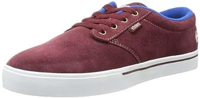 Etnies Mens Jameson 2 Skateboarding Shoes 4101000261 Burgundy 7.5 UK, 41.5 EU, 8.5 US
