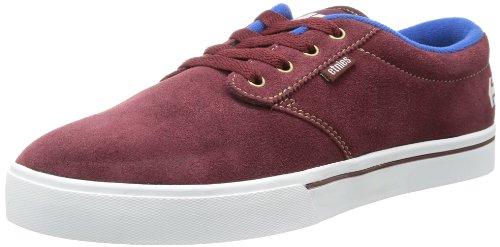 Etnies JAMESON 2 4101000261 Herren Sneaker Rot (BURGUNDY 602)