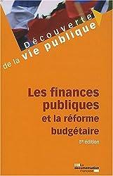 Les Finances Publiques et la Reforme Budgetaire - 5e Edition
