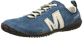 c6b05fcad1f48 Merrell Barefoot Life Excursion Glove, Men's Lace-Up Trainer Shoes ...