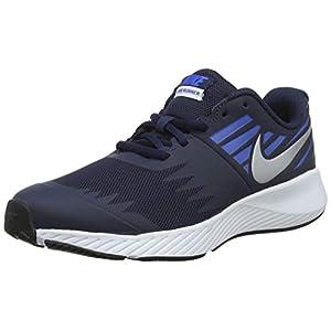 Nike Jungen Star Runner (Gs) Laufschuhe Wolf Grey Eu