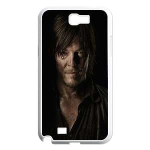 Samsung Galaxy N2 7100 Cell Phone Case White The Walking Dead Norman Reedus Mzhvk