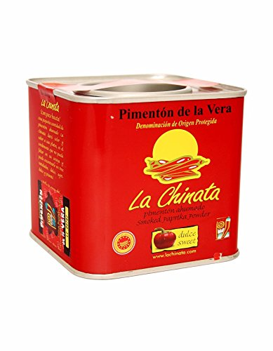 Pimentón Ahumado Dulce La Chinata 500 Gramos