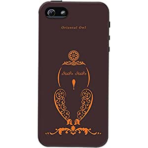 DailyObjects Oriental Owl Case For iPhone 5/5S