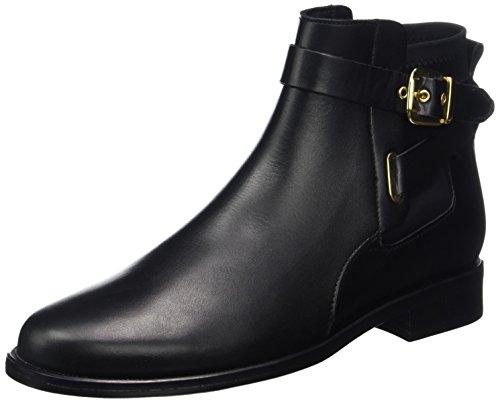 Buffalo London Damen ES 30780 Sauvage Stiefel, Schwarz (Preto 01), 37 EU
