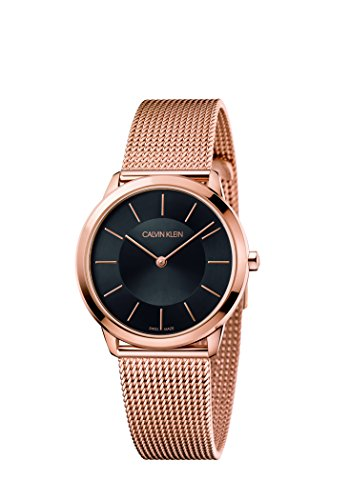Calvin Klein MINIMAL K3M2262Y Reloj unisex