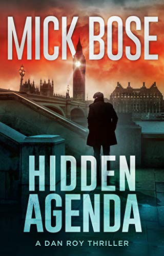 Hidden Agenda: A Dan Roy Thriller (The Dan Roy Series Book 1 ...