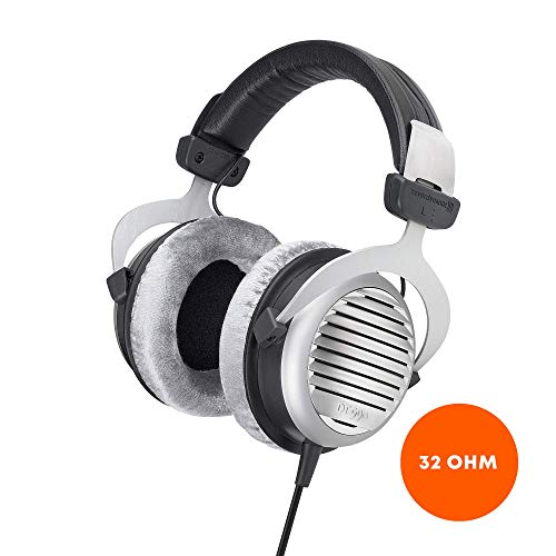 beyerdynamic DT 990 Edition 32 Ohm Over-Ear-Stereo Kopfhörer. Offene Bauweise, kabelgebunden, High-End, für Tablet und Smartphone thumbnail
