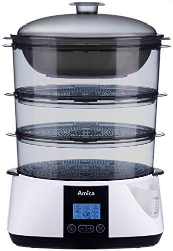 Amica-PT-3011-vaporizador-Vaporera-Mesa-Color-blanco-LCD-900W