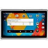 (CERTIFIED REFURBISHED) Domo Slate X15 Tablet (7 Inch, 8GB, Wi-Fi + 3G Via Dongle), Black-White