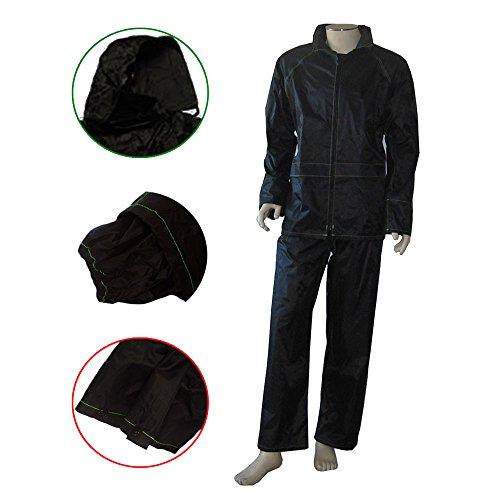 Tuta-impermeabile-completo-moto-scooter-anti-pioggia-con-giacca-e-pantalone-varie-taglie