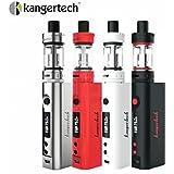 Auténtico Kanger Kangertech Topbox Mini Edición Negro 75W Kit de inicio (Subox Mini Edición mejorada) 100% Original, genuina Kangertech de vaporización - Cigarrillo Electrónico Sin nicotina