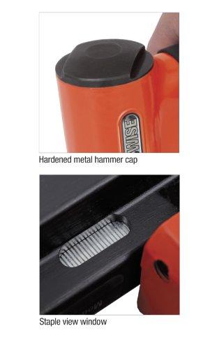 Tacwise 71 Upholstery Stapler. Air Stapler. A7116V Test