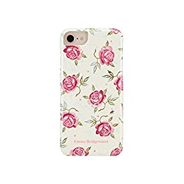 VQ Emma Bridgewater Apple iPhone 8/7/6S/6 Mobile Phone Case, Rose and bee