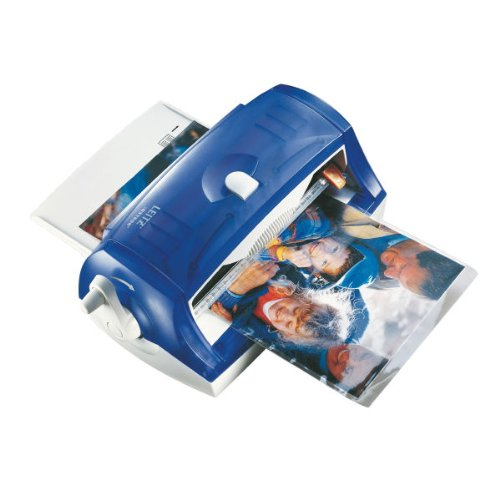 Xyron Plastifieuse à Froid Creative Station A4 - Bleu