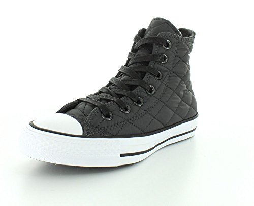 Converse All Star Hi Textile Quilted Herren Low-top Storm Wind/Black/White