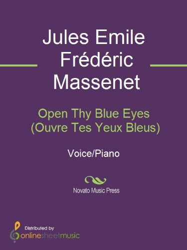 Open Thy Blue Eyes (Ouvre Tes Yeux Bleus) (English Edition) - Les Yeux Eye