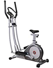 Aerofit AF 601 ES Elliptical Cross Trainer with Hand Grip Pulse Sensor