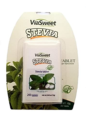 ASTEVIA STEVIA TABLETS 200
