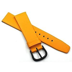 18mm Kalbleder Uhrenarmbänder für Damen in verschiedenen modischen Farben handgemacht in Deutschland Echt Leder