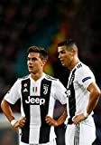 Generic Poster 11629 (A3-A4-A5) Paul Dybala Cristiano