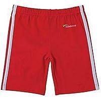 Rainbow - Pantalones cortosde licra del uniforme oficial de las guías scouts de Rainbow