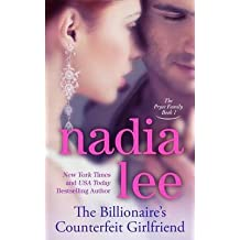 [(The Billionaire's Counterfeit Girlfriend)] [By (author) Nadia Lee] published on (August, 2014)