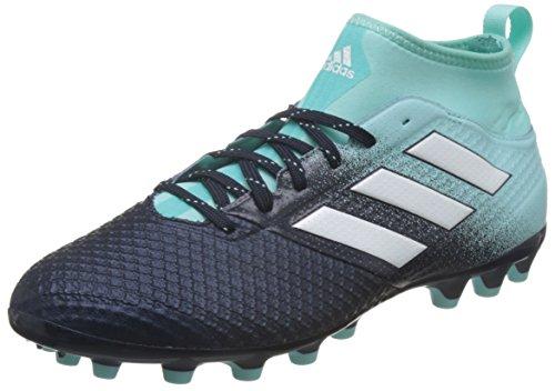 adidas Herren Ace 17.3 AG Fußballschuhe, Blau (Energy Aqua/Footwear White/Legend Ink), 45 1/3 EU