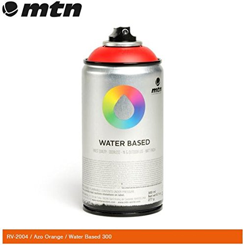 mtn-azo-orange-rv-2004-300ml-water-based-spray-paint