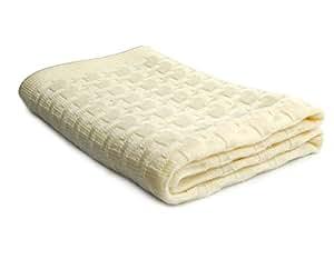 sonnenstrick 0610563327126 couverture en maille pour b b 80 x 80 cm b b s. Black Bedroom Furniture Sets. Home Design Ideas