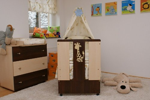 KLUPS Kinderzimmer SET Baby-Zimmer