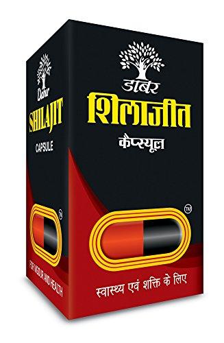Dabur Shilajit - 100 Capsules