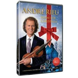Andre Rieu - Home for Christmas - DVD (2012): Amazon.co.uk: DVD ...