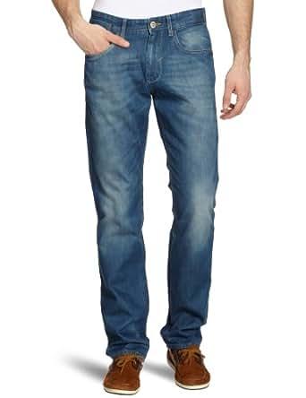 Mexx - Jean straight fit - Homme - Bleu (429)) - 34W