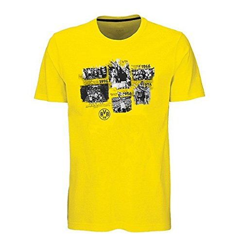 Borussia Dortmund BVB 09 Camiseta edición 2016, Amarillo