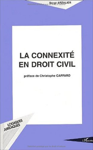 La connexité en droit civil