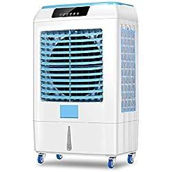 Climatisation Reversible Ventilateur Climatisation Refroidissement Bouge toi Ventilateur de climatisation L'humidification Grand réservoir d'eau Muet Télécommande Timing Economie d'énergie,pluslong