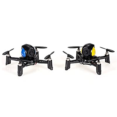 Goolsky Fayee FY605 Sky Fighter Drone 4CH 6-Axis Gyro Height Hold DIY Racing Battle Quadcopter Game Toy Gift for Kids