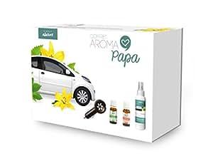 "Coffret diffuseur huiles essentielles ""Aroma Papa"" Direct Nature"