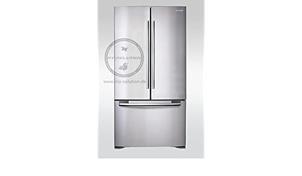 Bosch French Door Kühlschrank : Samsung rf hers french door side by side a l anti