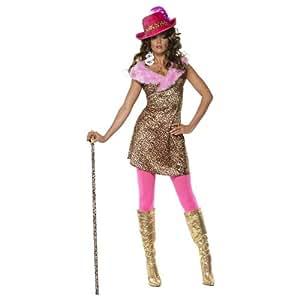 Female pimp costume for women - L  sc 1 st  Amazon UK & Female pimp costume for women - L: Amazon.co.uk: Toys u0026 Games