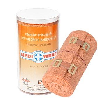 Mediwrap Crepe Bandage (10 Cm X 4 M)