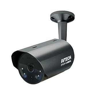 Neue AVTECH ic-avm2451t Kamera IP POE IR Deckenleuchte F |ull HD 2MP DWDR IP67avm2451t