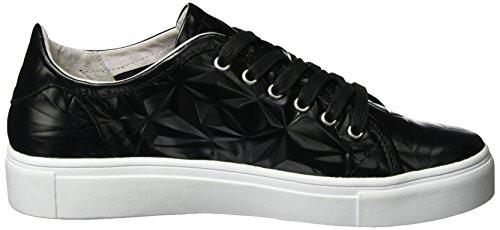 Blackstone Nl34, Sneakers basses femme Noir