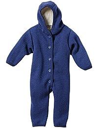 Disana - Pantalón de peto - Básico - Manga Larga - para bebé niño